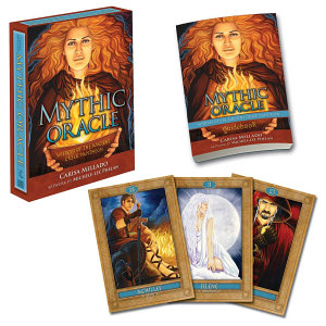 Mythic Oracle Book