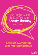 The Pocket Guide to Key Terms for Beauty Therapy PDF