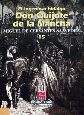El ingenioso hidalgo don Quijote de la Mancha, 4