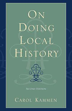 On Doing Local History PDF