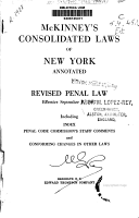 McKinney s Consolidated Laws of New York Annotated PDF