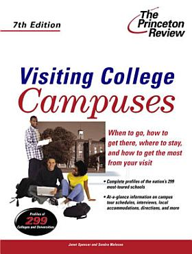 Visiting College Campuses PDF