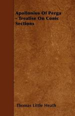 Apollonius of Perga - Treatise on Conic Sections