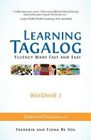 Learning Tagalog   Fluency Made Fast and Easy   Workbook PDF