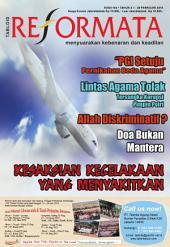 Tabloid Reformata Edisi 184 Februari 2015