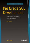 Pro Oracle SQL Development
