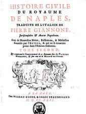 Histoire civile du royaume de Naples: Volume2