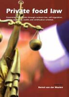 Private food law PDF