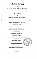 America and Her Resources PDF