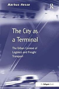 The City as a Terminal Book