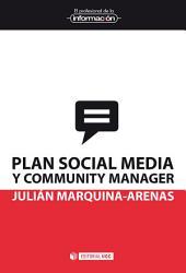 Plan social media y community manager