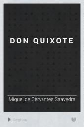 Don Quixote: Volume 5