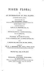 Niger Flora: Or, An Enumeration of the Plants of Western Tropical Africa