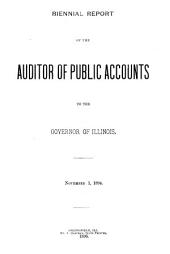 Auditor of Public Accounts Annual Report