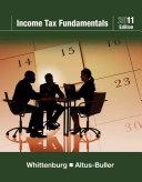 Income Tax Fundamentals 2011 Book