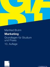 Marketing: Grundlagen für Studium und Praxis, Ausgabe 10