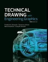 Technical Drawing with Engineering Graphics: Edition 15