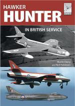 The Hawker Hunter in British Service
