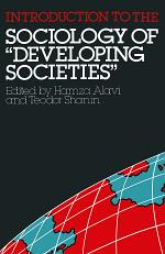 An Introduction to the Sociology of 'Developing Societies'