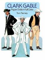 Clark Gable Paper Dolls in Full Color PDF