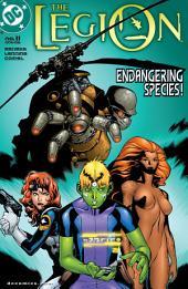 The Legion (2001-) #11