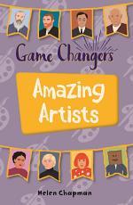 Reading Planet KS2 - Game-Changers: Amazing Artists - Level 6: Jupiter/Blue band