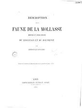 Description de la faune de la molasse marine et d'eau douce du Lyonnais et du Dauphiné