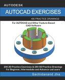 AutoCAD Exercises PDF