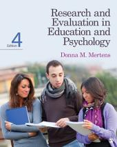 Research and Evaluation in Education and Psychology: Integrating Diversity With Quantitative, Qualitative, and Mixed Methods, Edition 4