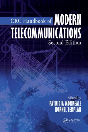 CRC Handbook of Modern Telecommunications PDF
