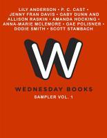 Wednesday Books Sampler PDF