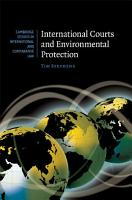 International Courts and Environmental Protection PDF