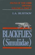 Blackflies (Simuliidae) [Moshki (sem. Simuliidae)]