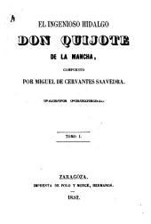 El ingenioso Don Quijote de la Mancha: Volúmenes 1-2
