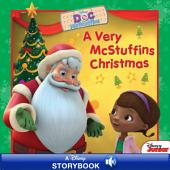 Doc McStuffins: A Very McStuffins Christmas: A Disney Read-Along
