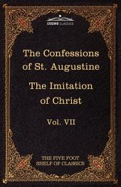 The Confessions of St Augustine and the Imitation of Christ by Thomas Á Kempis