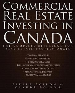 Commercial Real Estate Investing in Canada Book