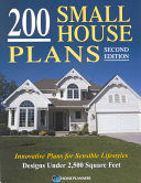 200 Small House Plans