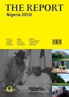 The Report  Nigeria 2010 PDF