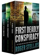 First Deadly Conspiracy - Box Set: McRyan Mystery Series