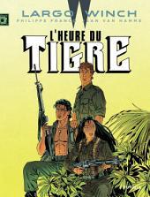 Largo Winch - Tome 8 - L'Heure du Tigre: L'Heure du Tigre