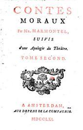 Contes moraux: Volume2