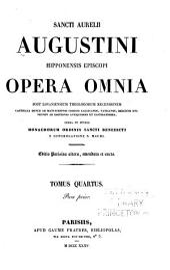 Opera omnia: Volume 4, Part 1