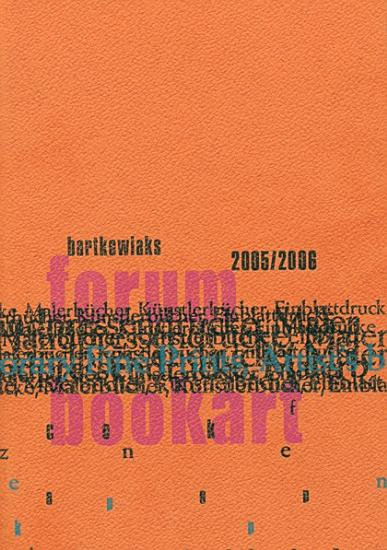 Bartkowiaks forum book art 2005 2006 PDF