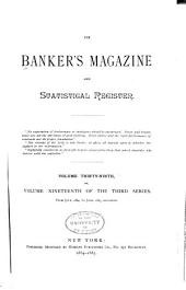 The Bankers Magazine: Volume 39