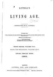 The Living Age ...: Volume 64