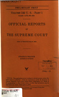 Official Reports of the Supreme Court PDF