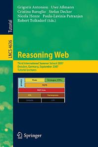 Reasoning Web PDF
