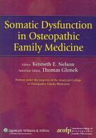 Somatic Dysfunction in Osteopathic Family Medicine PDF