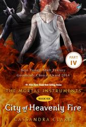 City of Heavenly Fire: #4